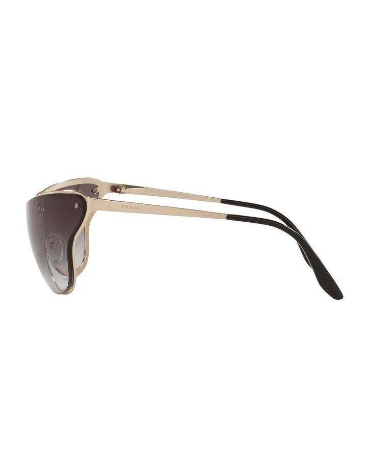 Grey Cat Eye Sunglasses 0PR 74VS 1525200002 image 4