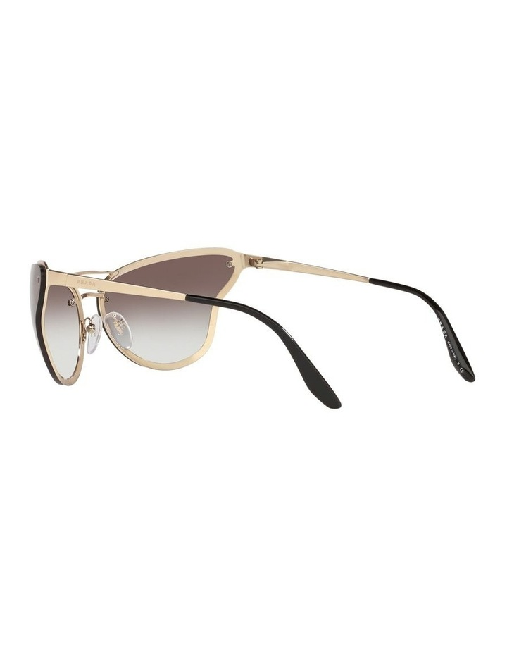 Grey Cat Eye Sunglasses 0PR 74VS 1525200002 image 5