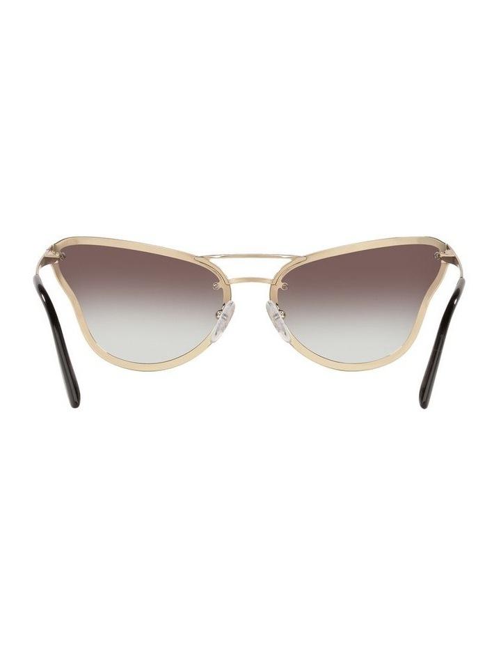 Grey Cat Eye Sunglasses 0PR 74VS 1525200002 image 7