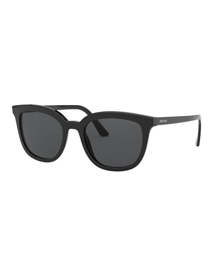 Grey Retro Sunglasses 0PR 03XS 1526550001 image 1