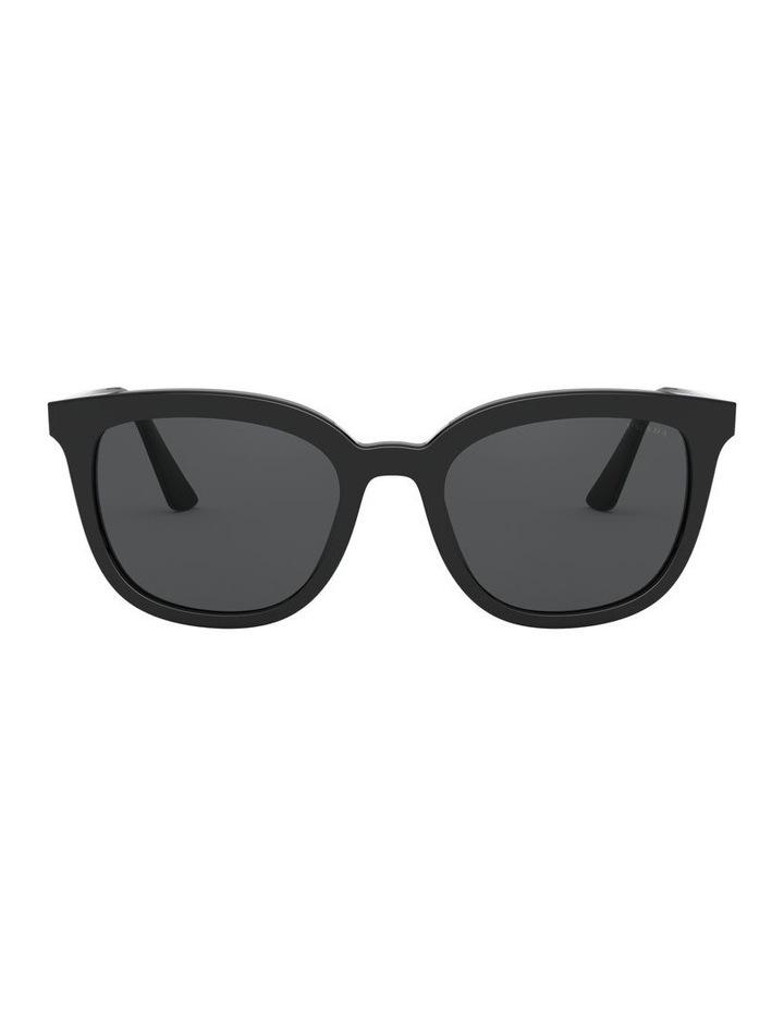 Grey Retro Sunglasses 0PR 03XS 1526550001 image 2