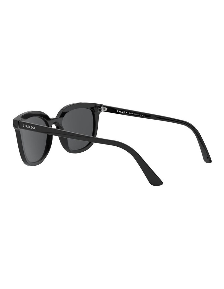 Grey Retro Sunglasses 0PR 03XS 1526550001 image 5