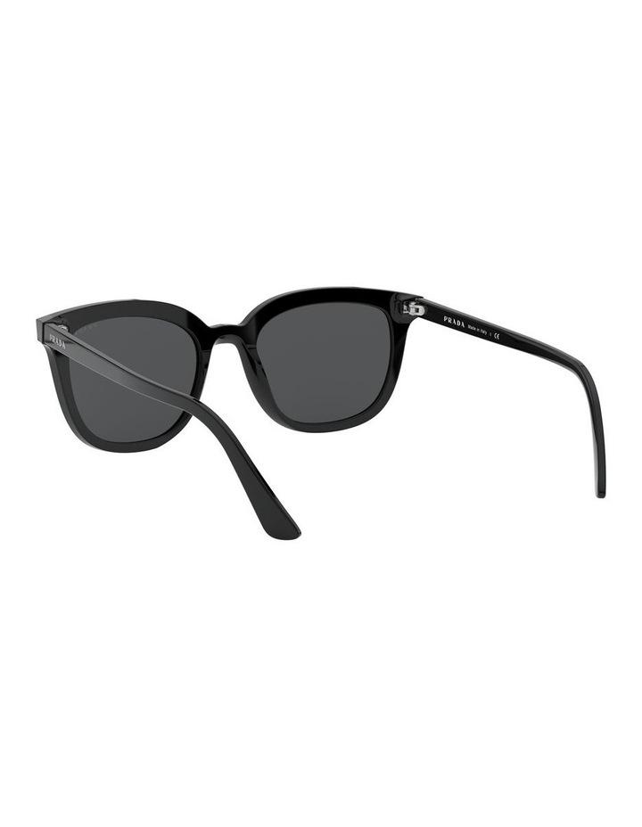 Grey Retro Sunglasses 0PR 03XS 1526550001 image 6