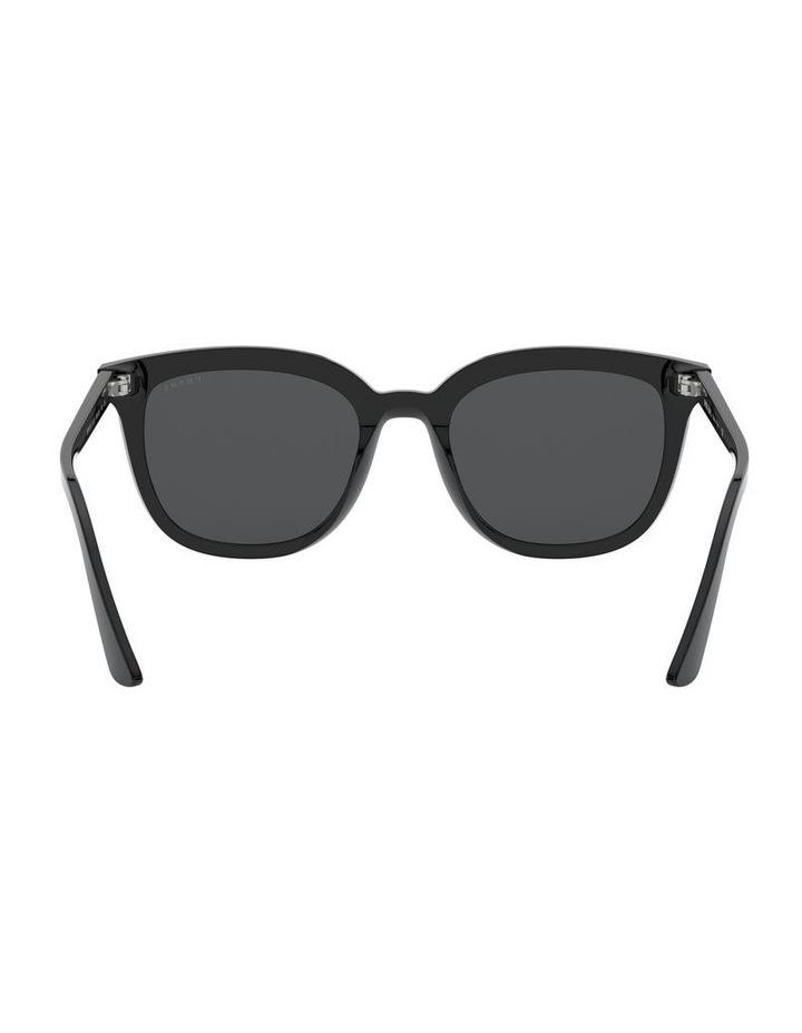 Grey Retro Sunglasses 0PR 03XS 1526550001 image 7