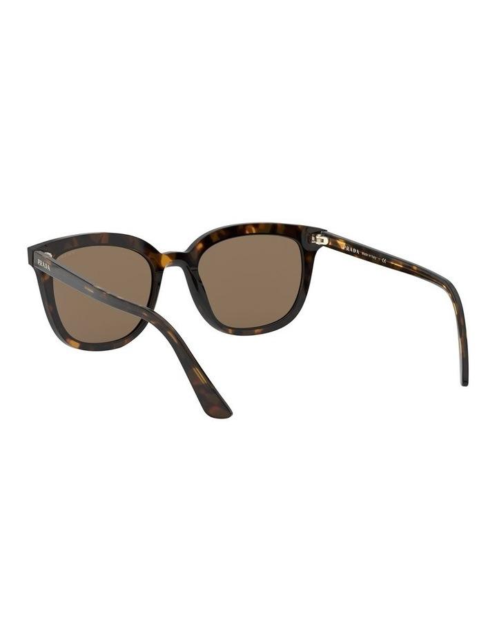 Brown Retro Sunglasses 0PR 03XS 1526550002 image 6