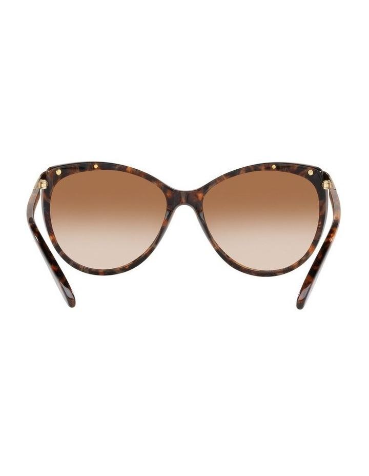 Brown Cat Eye Sunglasses 0RA5150 1099307007 image 7