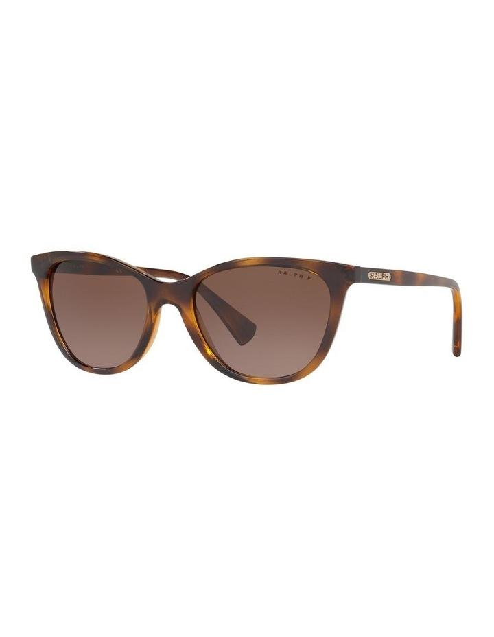 Brown Cat Eye Sunglasses 0RA5259 1524257002 P image 1