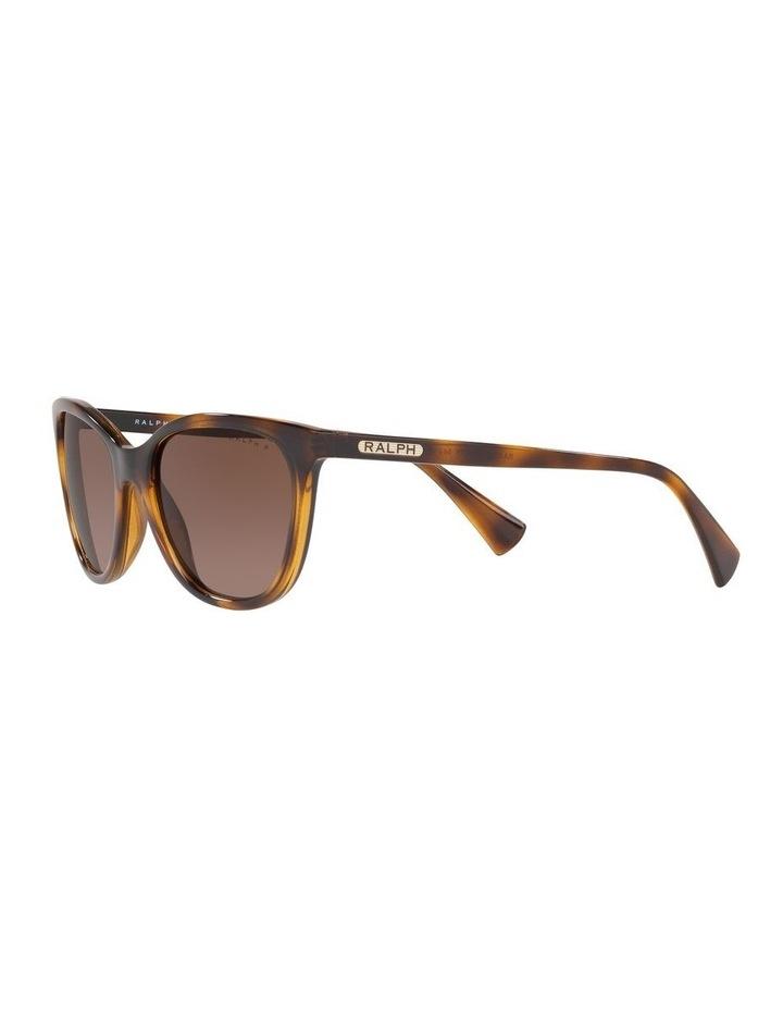 Brown Cat Eye Sunglasses 0RA5259 1524257002 P image 3