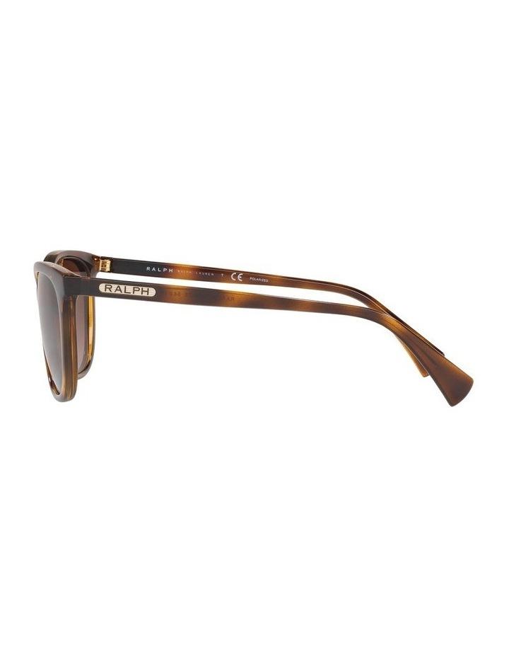 Brown Cat Eye Sunglasses 0RA5259 1524257002 P image 4