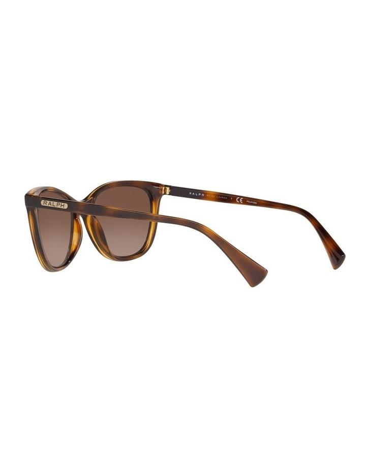 Brown Cat Eye Sunglasses 0RA5259 1524257002 P image 5