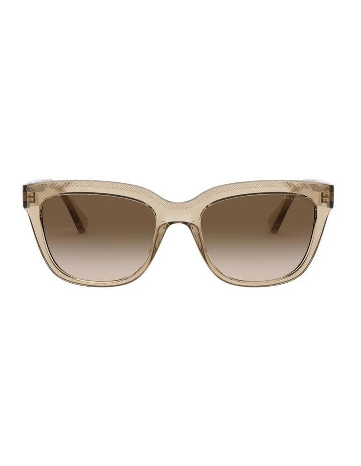 Brown Rectangle Sunglasses 0RA5261 1526368001 image 2