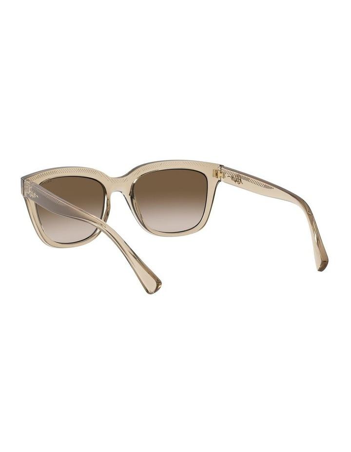 Brown Rectangle Sunglasses 0RA5261 1526368001 image 6