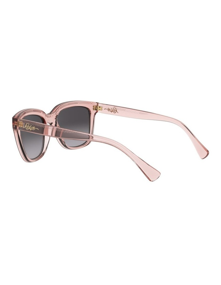 Grey Rectangle Sunglasses 0RA5261 1526368002 image 5