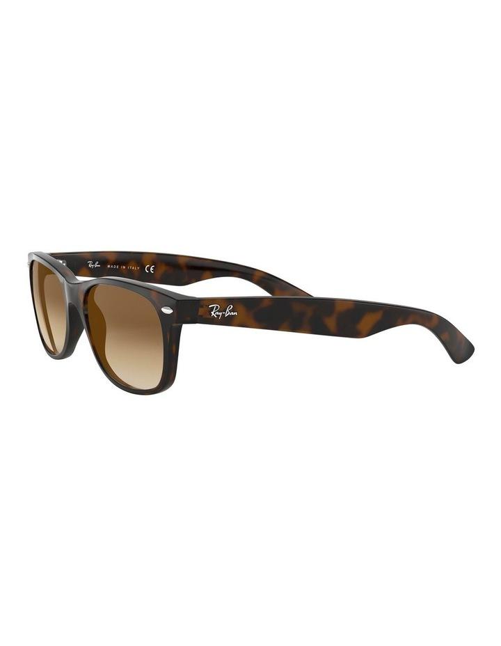 New Wayfarer Brown Sunglasses 0RB2132 1062725017 image 3