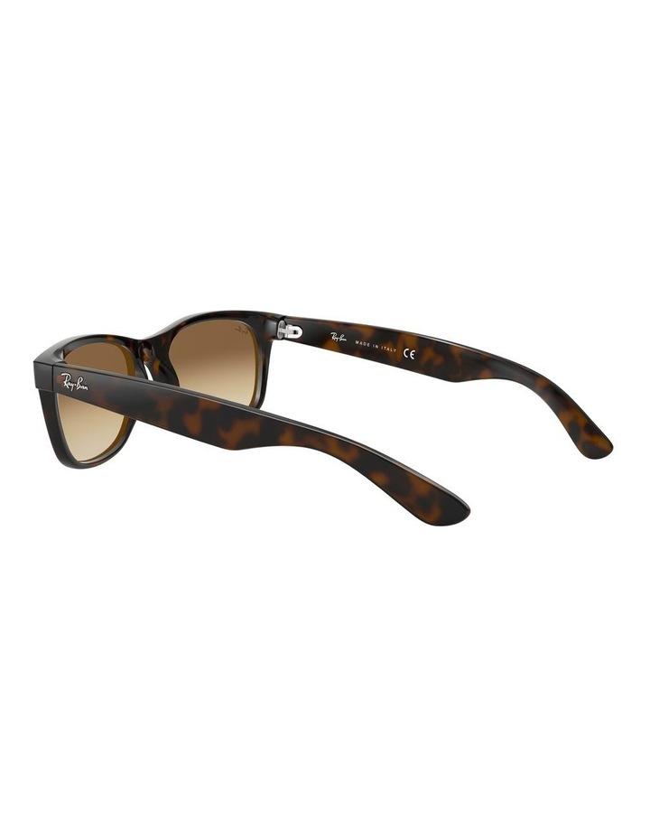New Wayfarer Brown Sunglasses 0RB2132 1062725017 image 5