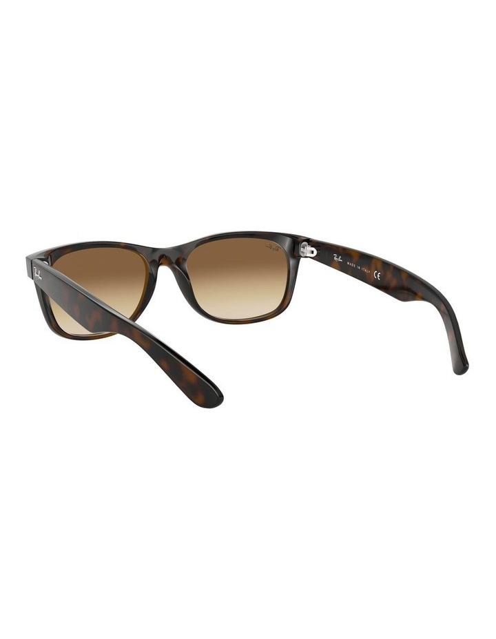 New Wayfarer Brown Sunglasses 0RB2132 1062725017 image 6