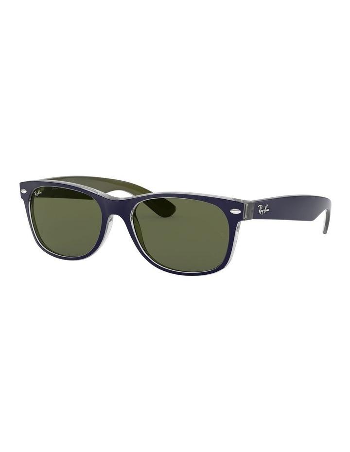 New Wayfarer Green Sunglasses 0RB2132 1062726074 image 1