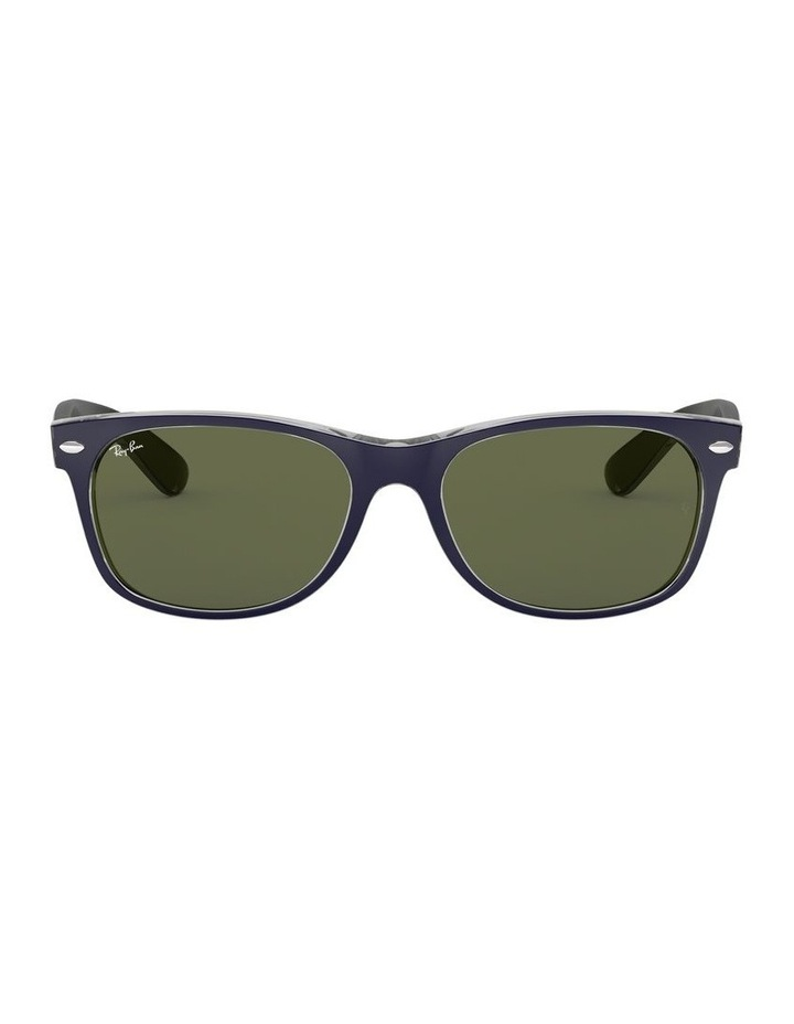 New Wayfarer Green Sunglasses 0RB2132 1062726074 image 2