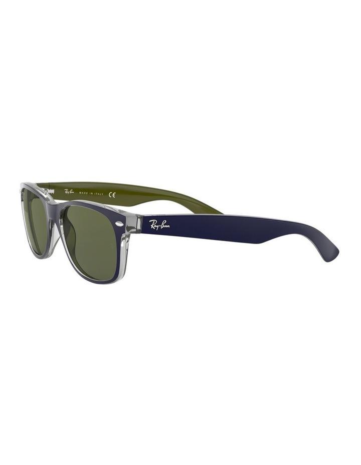 New Wayfarer Green Sunglasses 0RB2132 1062726074 image 3
