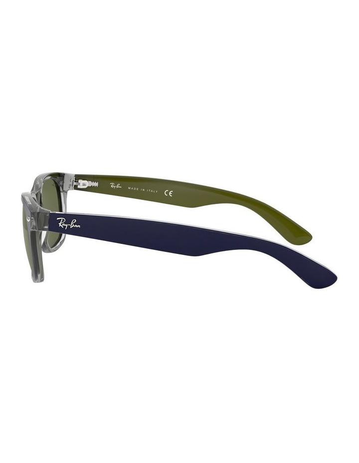 New Wayfarer Green Sunglasses 0RB2132 1062726074 image 4