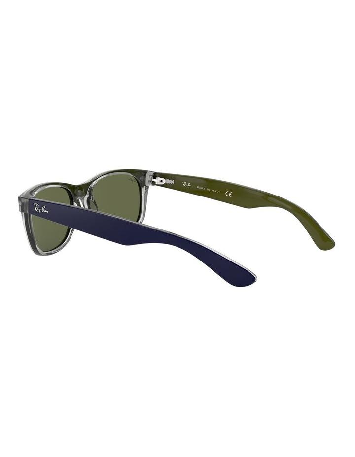 New Wayfarer Green Sunglasses 0RB2132 1062726074 image 5