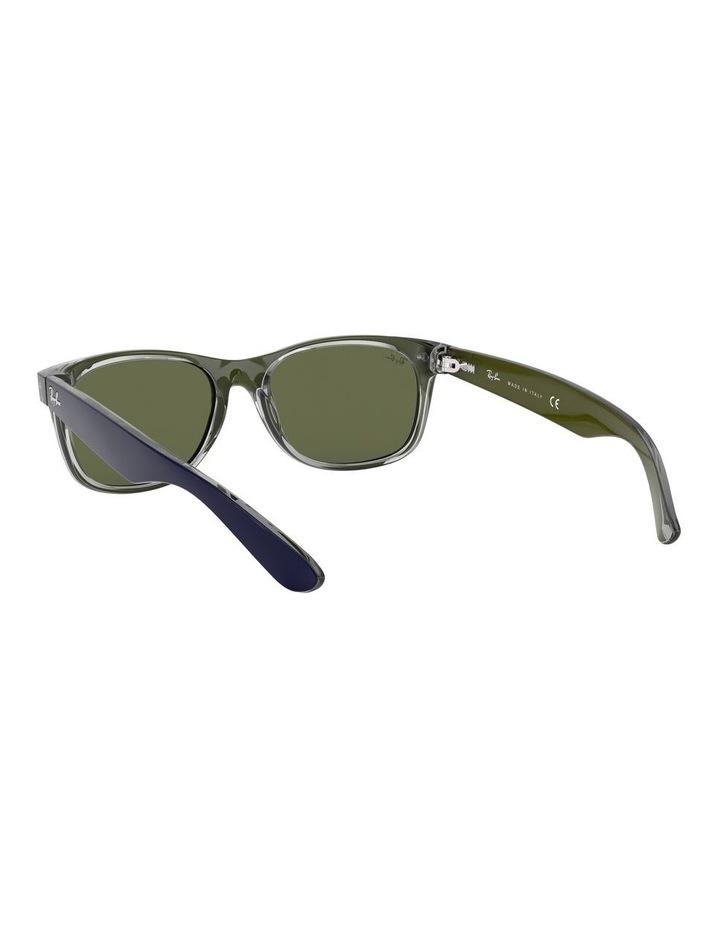 New Wayfarer Green Sunglasses 0RB2132 1062726074 image 6