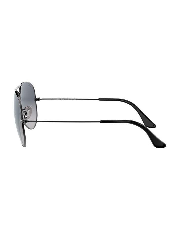 Aviator Large Metal Polarised Blue Sunglasses 0RB3025 1062740021 image 4