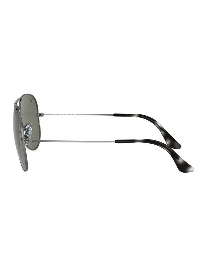 Aviator Large Metal Green Sunglasses 0RB3025 1062740066 image 4
