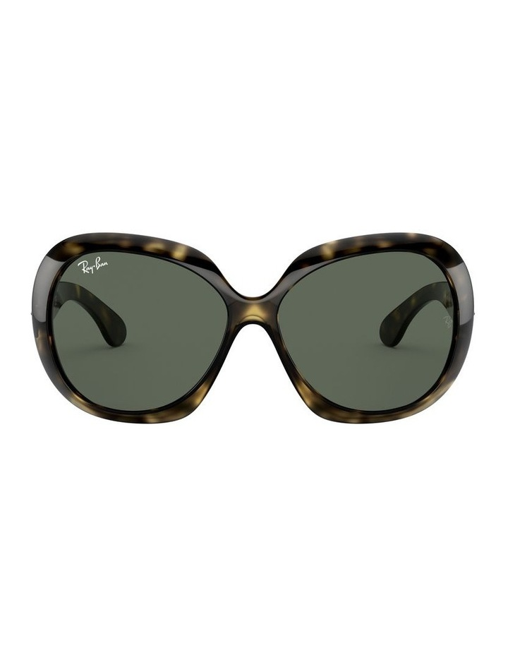 Jackie Ohh II Green Square Sunglasses 0RB4098 1062963013 image 2
