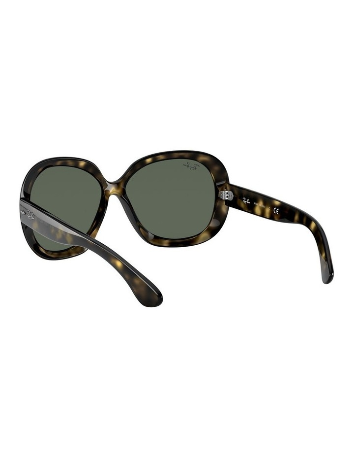 Jackie Ohh II Green Square Sunglasses 0RB4098 1062963013 image 6