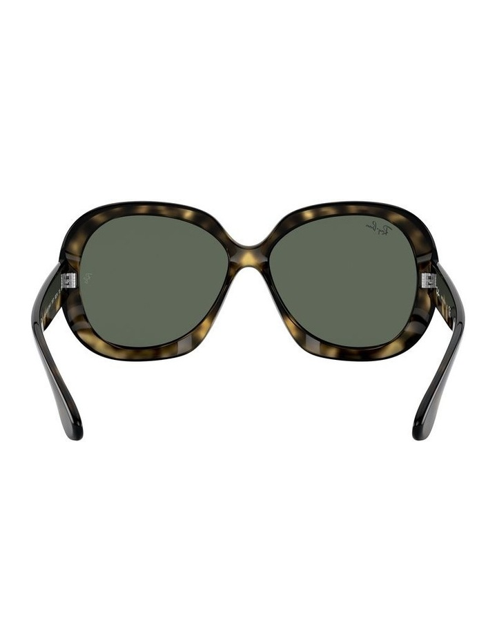 Jackie Ohh II Green Square Sunglasses 0RB4098 1062963013 image 7