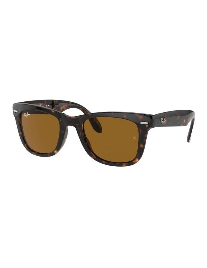 0RB4105 Folding Wayfarer 1062968002 Sunglasses image 1