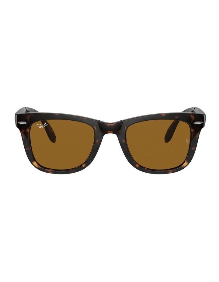 0RB4105 Folding Wayfarer 1062968002 Sunglasses image 2
