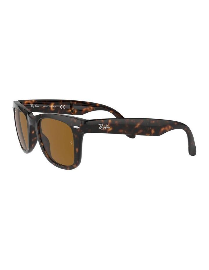 0RB4105 Folding Wayfarer 1062968002 Sunglasses image 3