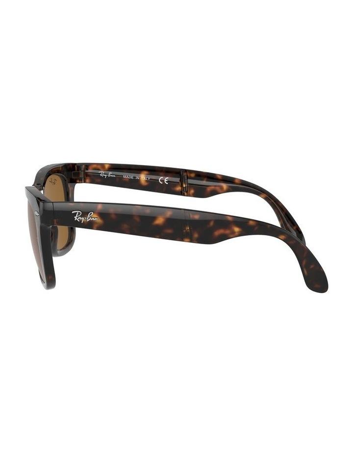 0RB4105 Folding Wayfarer 1062968002 Sunglasses image 4