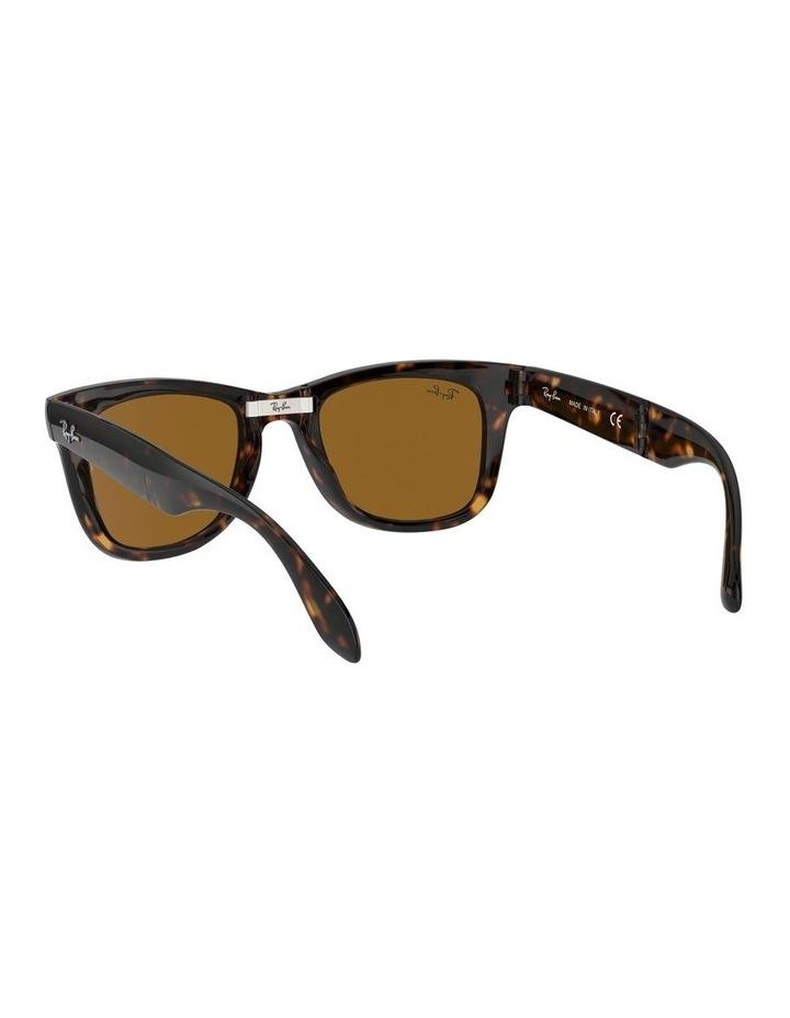 0RB4105 Folding Wayfarer 1062968002 Sunglasses image 6