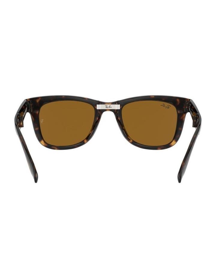 0RB4105 Folding Wayfarer 1062968002 Sunglasses image 7