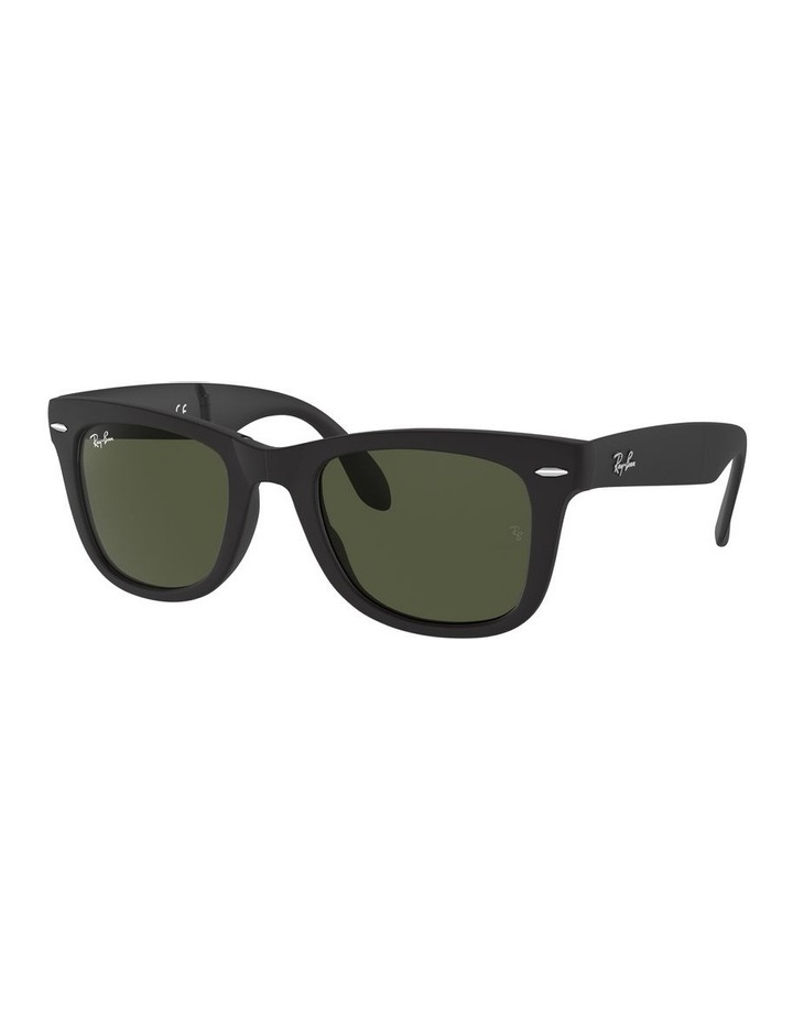 0RB4105 Folding Wayfarer 1062968005 Sunglasses image 1