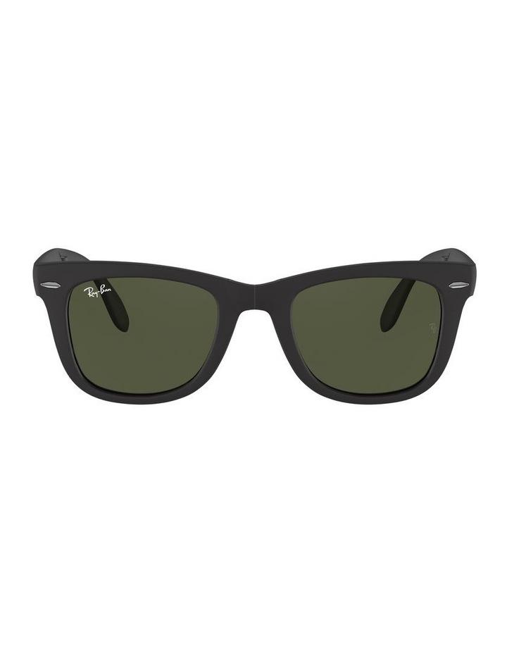 0RB4105 Folding Wayfarer 1062968005 Sunglasses image 2