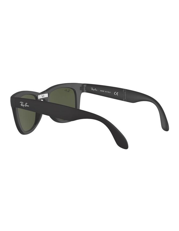 0RB4105 Folding Wayfarer 1062968005 Sunglasses image 5