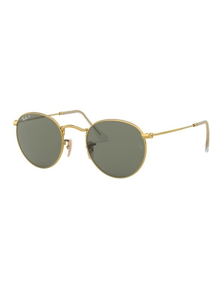 0RB3447 Round Metal 1091187053 Polarised Sunglasses image 1