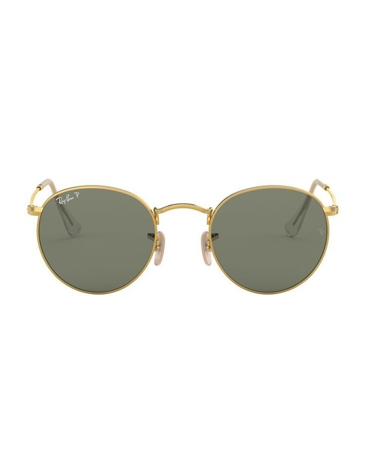 0RB3447 Round Metal 1091187053 Polarised Sunglasses image 2