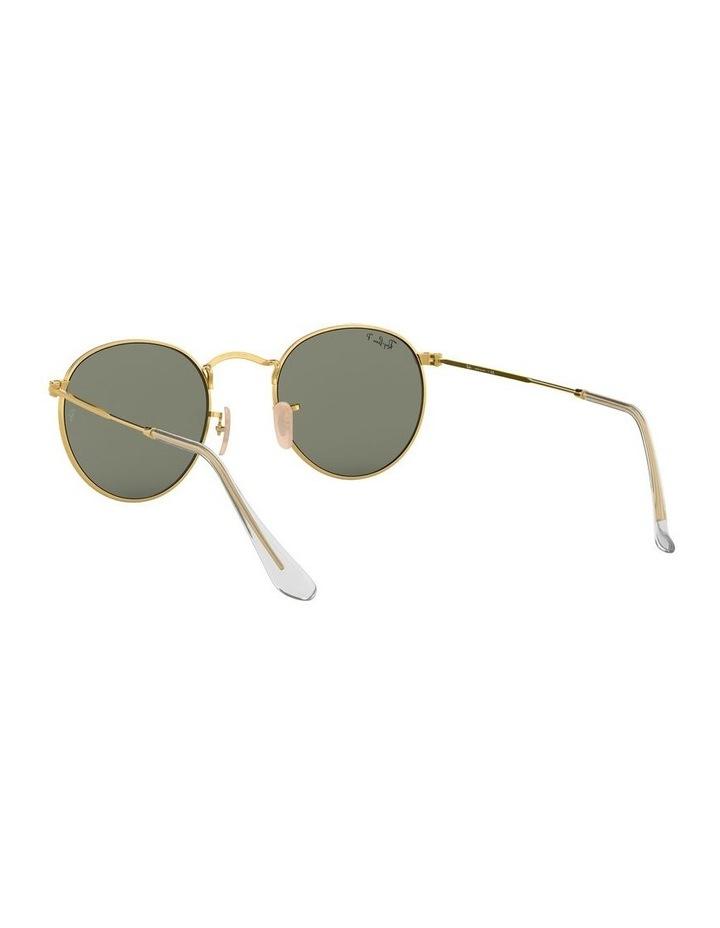 0RB3447 Round Metal 1091187053 Polarised Sunglasses image 6