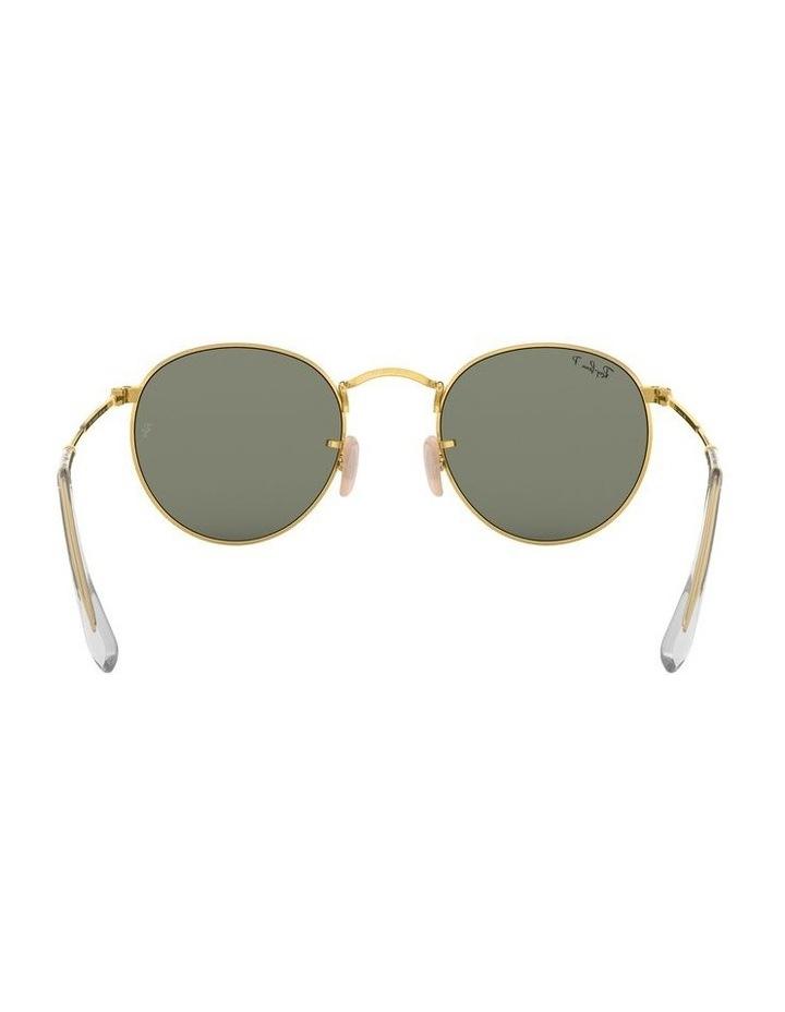 0RB3447 Round Metal 1091187053 Polarised Sunglasses image 7