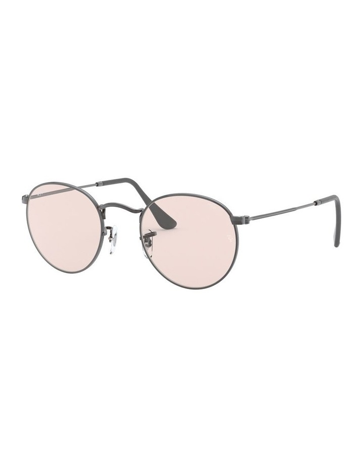 0RB3447 Round Metal 1091187054 Sunglasses image 1