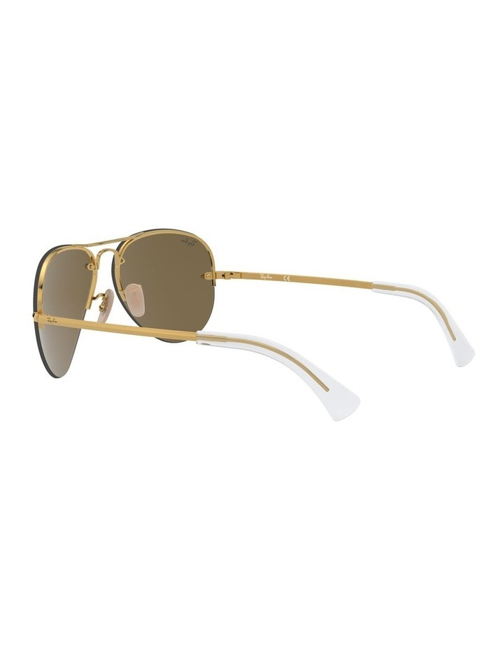 0RB3449 1091190014 Sunglasses image 5