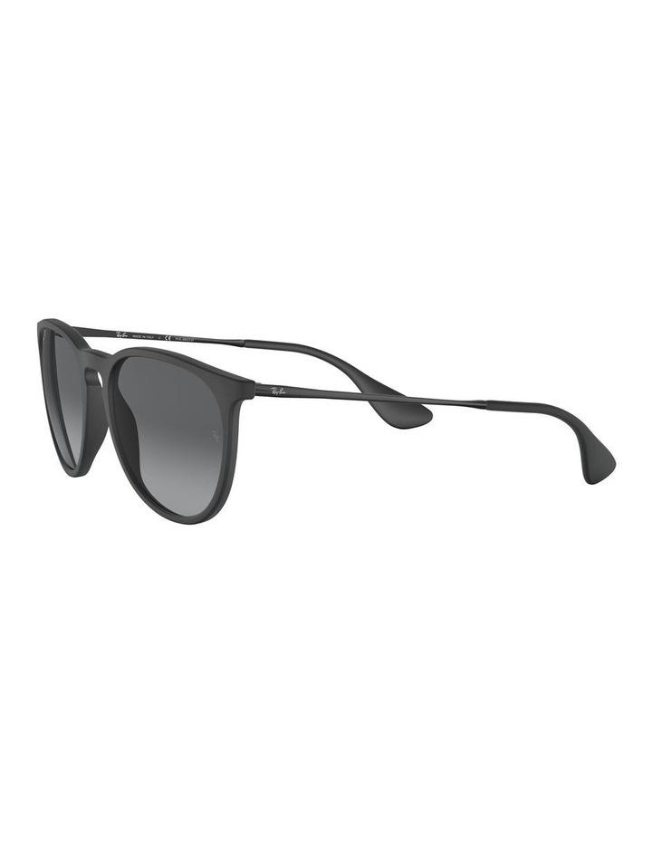 Erika Polarised Grey Keyhole Bridge Sunglasses 0RB4171 1098371045 image 3