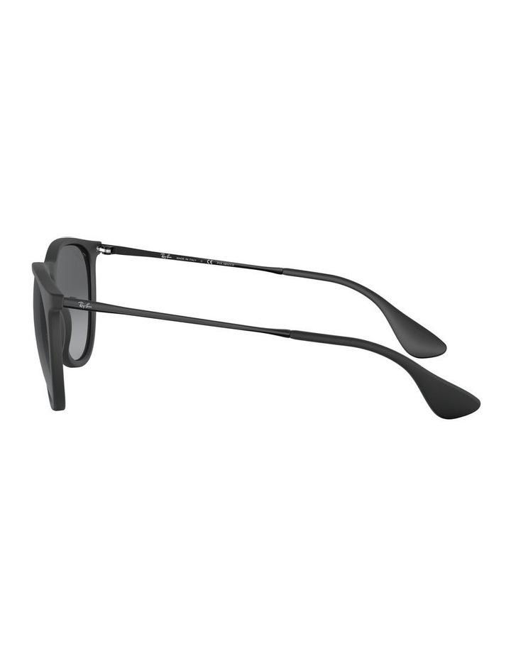 Erika Polarised Grey Keyhole Bridge Sunglasses 0RB4171 1098371045 image 4