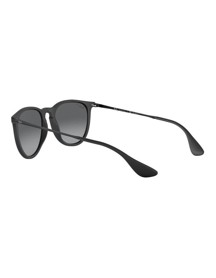 Erika Polarised Grey Keyhole Bridge Sunglasses 0RB4171 1098371045 image 5