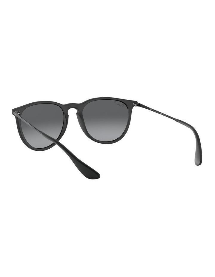Erika Polarised Grey Keyhole Bridge Sunglasses 0RB4171 1098371045 image 6
